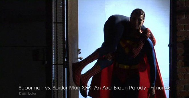 Superman vs Spider-Man XXX An Axel Braun Parody online