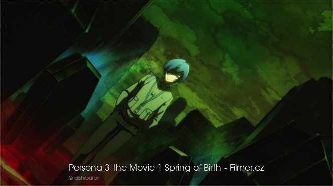 Persona 3 the Movie 1 Spring of Birth online