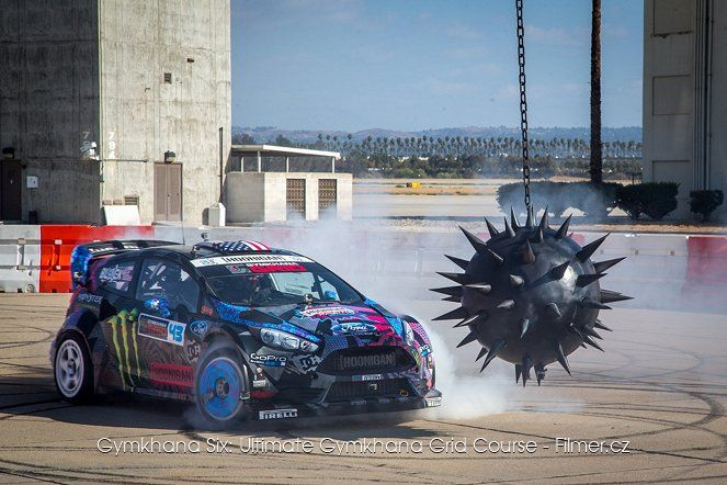 Gymkhana Six Ultimate Gymkhana Grid Course online