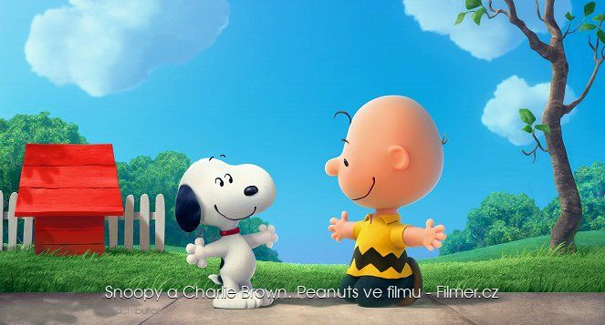 Snoopy a Charlie Brown Peanuts ve filmu online