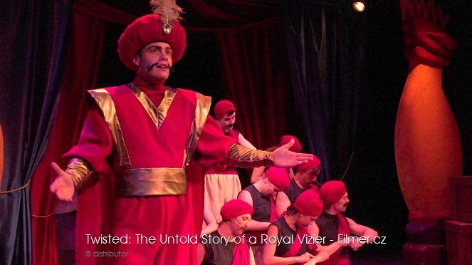 Twisted The Untold Story of a Royal Vizier online