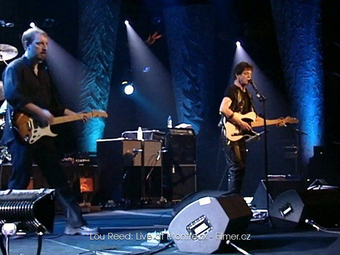 Lou Reed Live at Montreux online