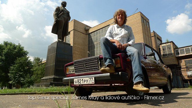 Top Gear speciál James May a lidové autíčko online