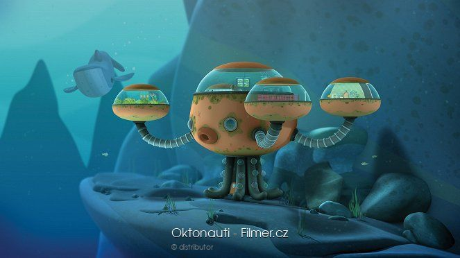 The Octonauts online