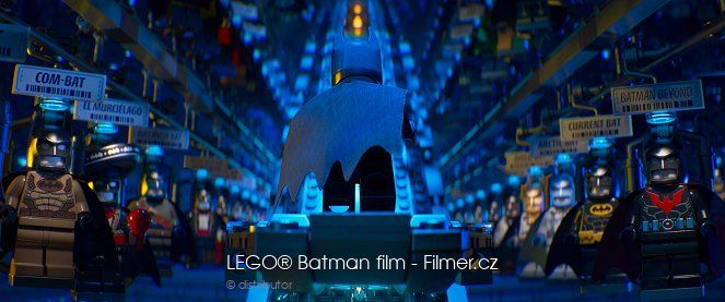 LEGO® Batman film online