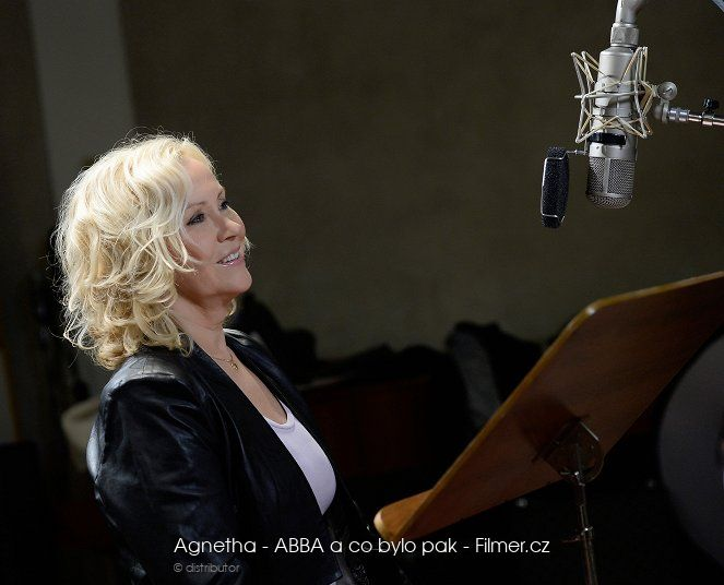 Agnetha ABBA a co bylo pak online
