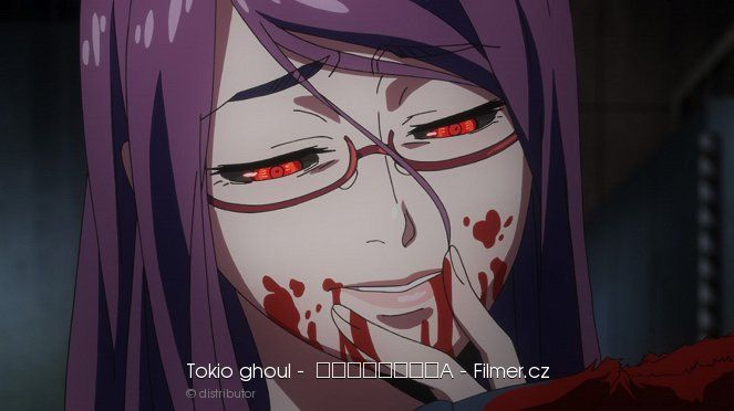 Tokyo Ghoul √A online