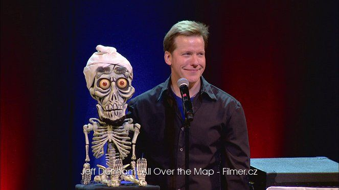 Jeff Dunham All Over the Map online