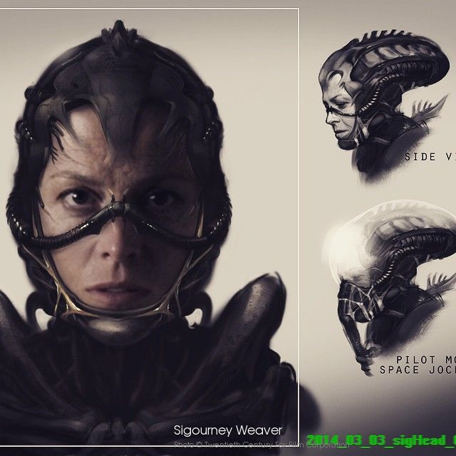Untitled Neill Blomkamp-Alien Project online
