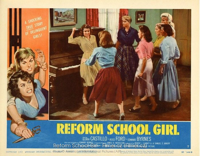 Reform School Girl online