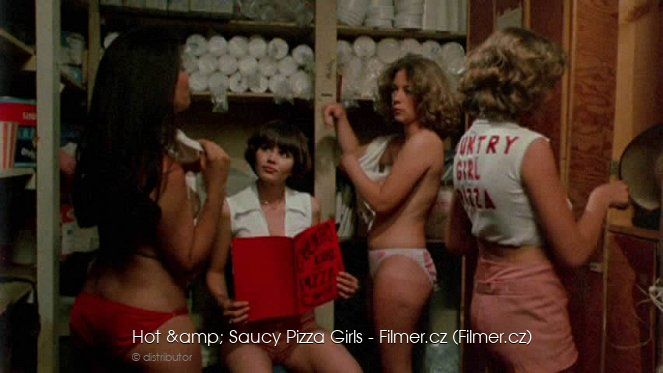Hot & Saucy Pizza Girls online