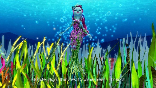 Monster High The Great Scarrier Reef online