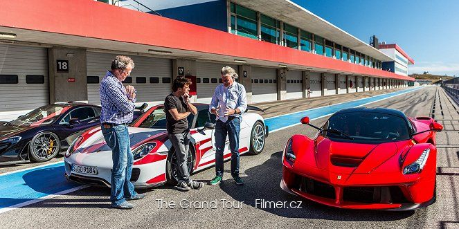 The Grand Tour online