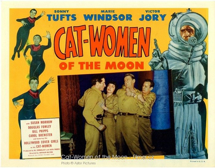 Cat-Women of the Moon online