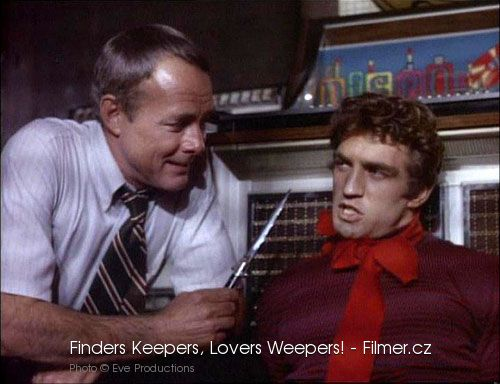 Finders Keepers Lovers Weepers! online