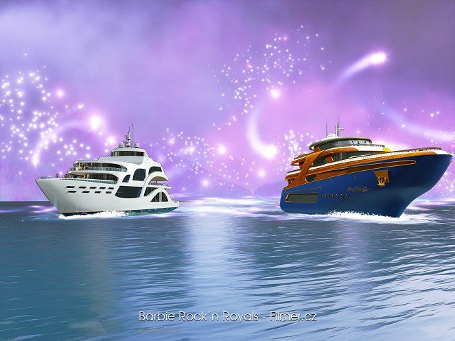 Barbie Rock'n Royals online