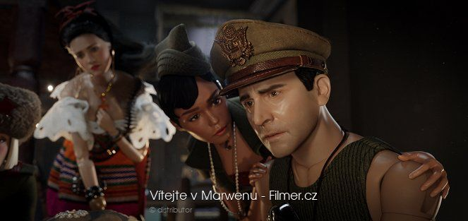 Welcome to Marwen online