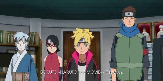 Boruto Naruto the Movie online