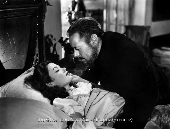 The Ghost and Mrs Muir online