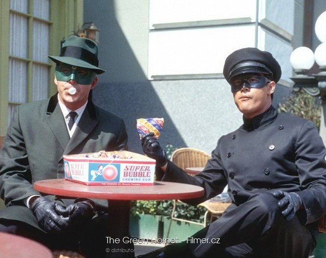 The Green Hornet online