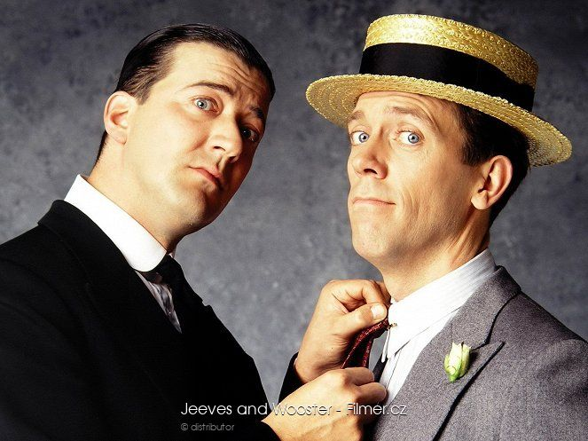 Jeeves and Wooster online