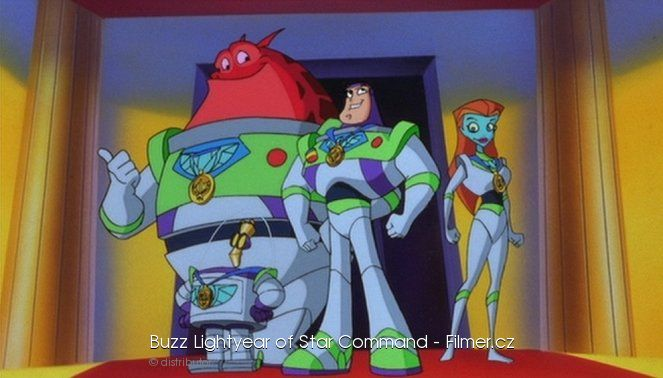 Buzz Lightyear of Star Command online
