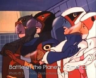 Battle of the Planets online