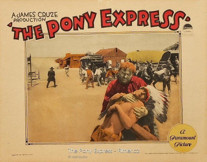 The Pony Express online