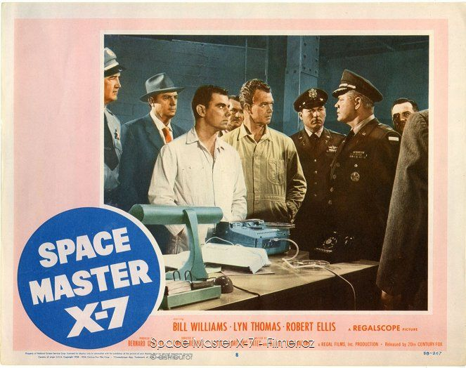 Space Master X-7 online