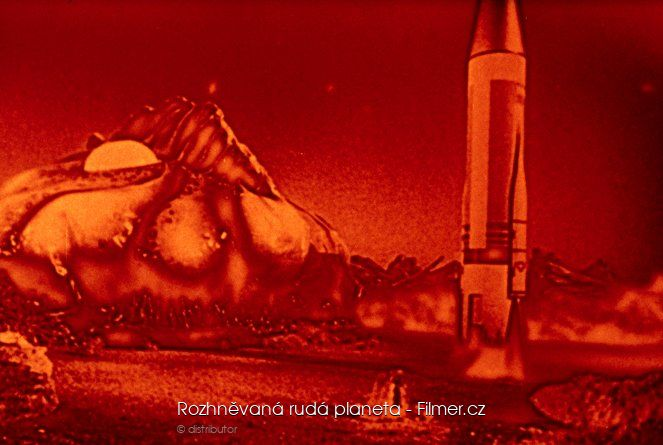 The Angry Red Planet online