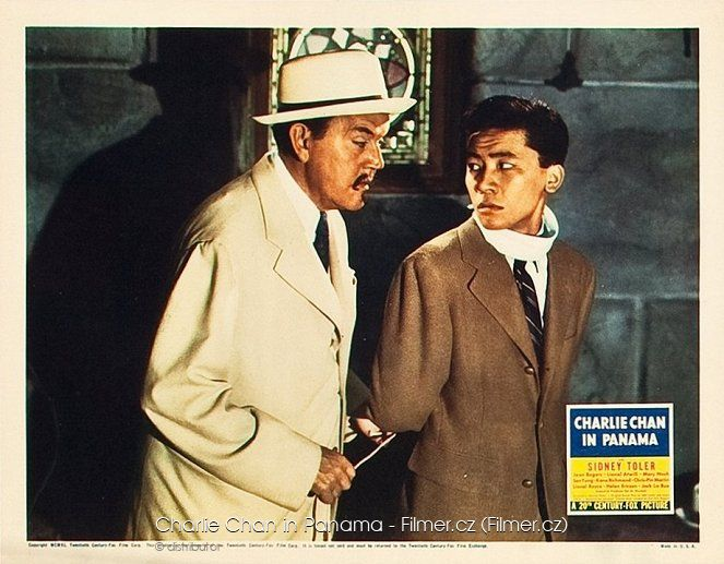 Charlie Chan in Panama online