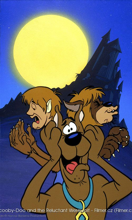 Scooby-Doo and the Reluctant Werewolf online