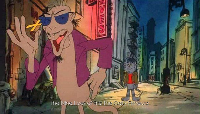 The Nine Lives of Fritz the Cat online