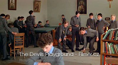 The Devils Playground online