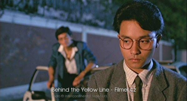 Behind the Yellow Line online