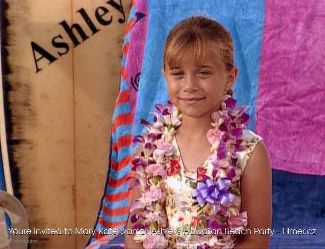 Youre Invited to Mary-Kate & Ashleys Hawaiian Beach Party ke stažení