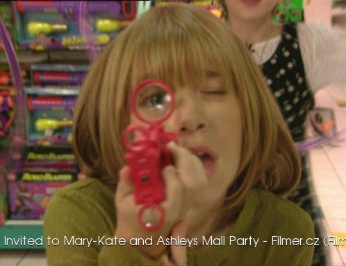 Youre Invited to Mary-Kate and Ashleys Mall Party ke stažení