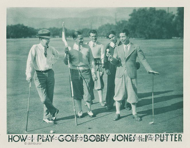 How I Play Golf by Bobby Jones No 1 The Putter ke stažení