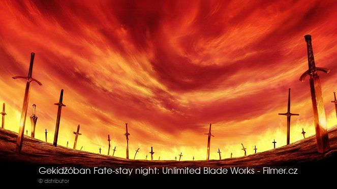 Gekidžóban Fate-stay night Unlimited Blade Works ke stažení