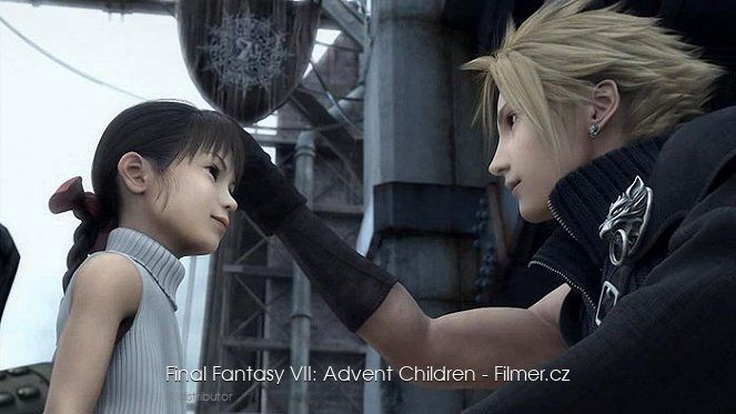 Final Fantasy VII Advent Children ke stažení