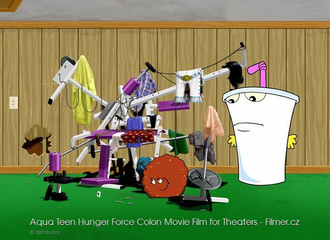Aqua Teen Hunger Force Colon Movie Film for Theaters ke stažení