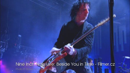 Nine Inch Nails Live Beside You in Time ke stažení
