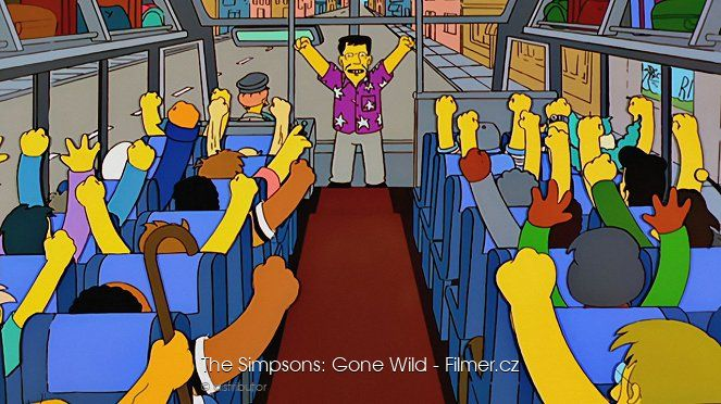 The Simpsons Gone Wild video kompilace ke stažení