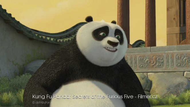 Kung Fu Panda Secrets of the Furious Five ke stažení