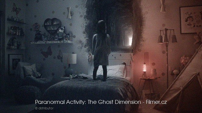 Paranormal Activity The Ghost Dimension ke stažení