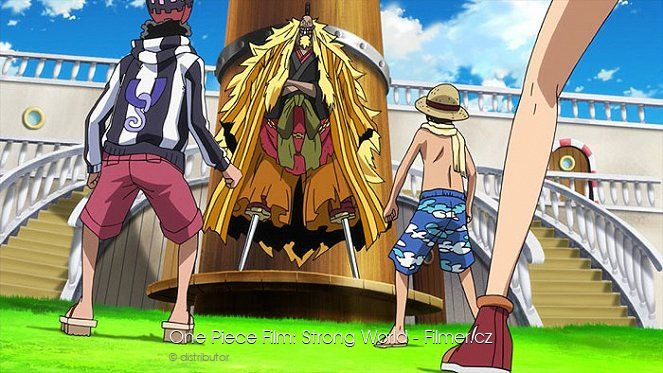 One Piece Film Strong World ke stažení
