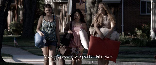 The Myth of the American Sleepover ke stažení
