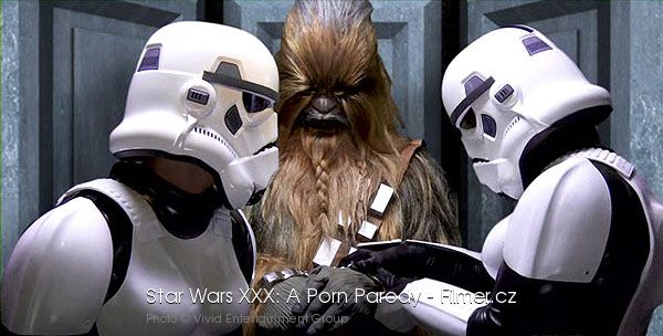 Star Wars porno paródia plný film