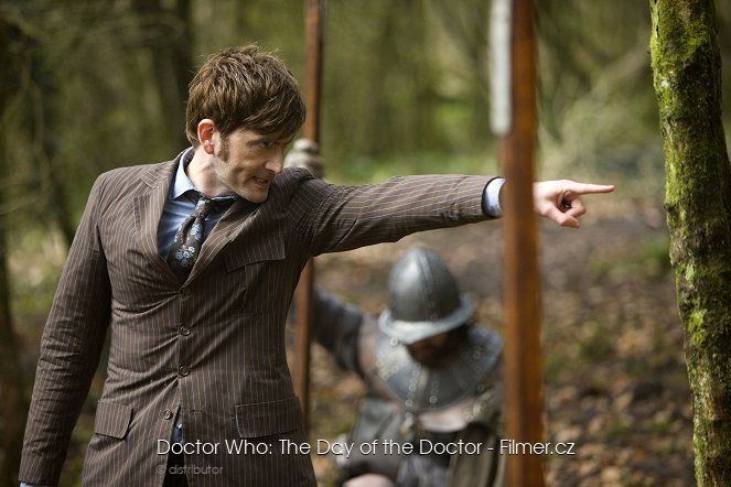 Doctor Who The Day of the Doctor ke stažení
