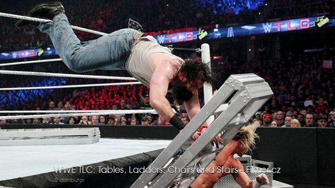 WWE TLC Tables Ladders Chairs and Stairs ke stažení